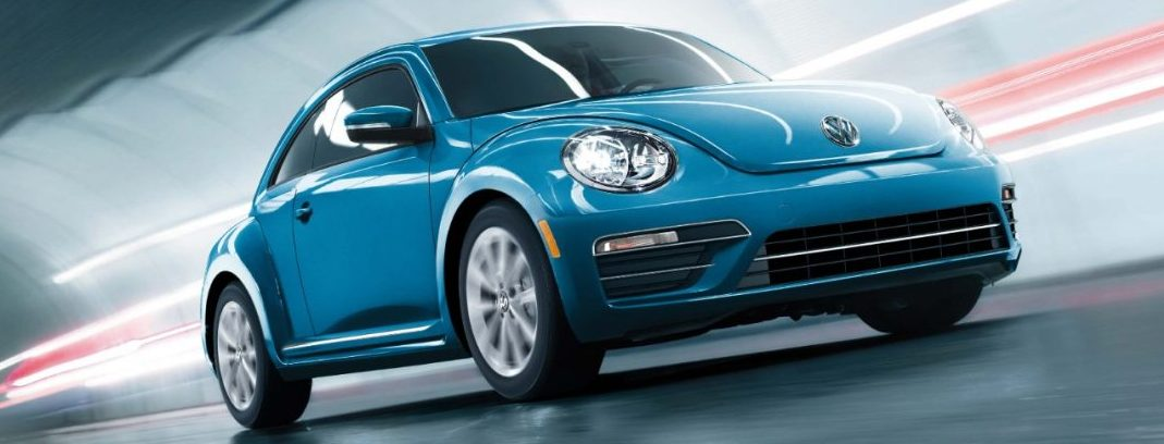 Why tall drivers like the Volkswagen Beetle