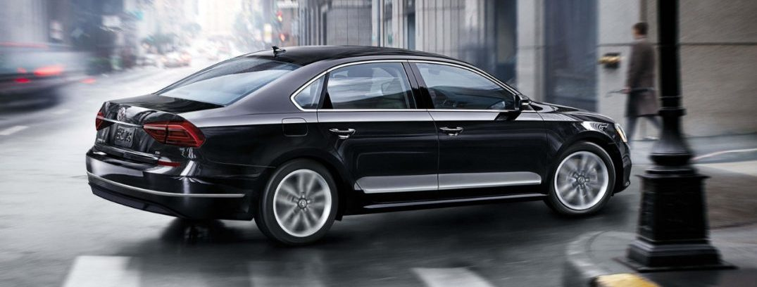 Get the power and performance you want from the 2017 Passat