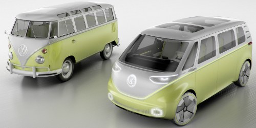 ID Buzz Microbus comparison image