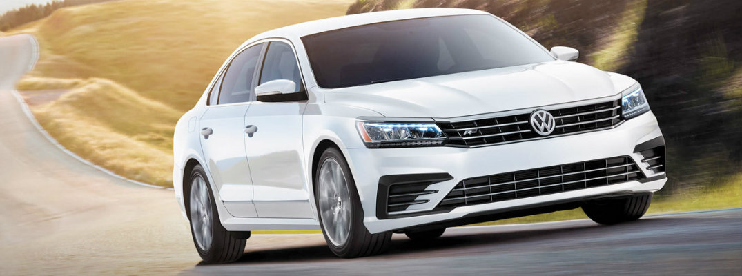 2017 Volkswagen Passat fuel efficiency and driving range