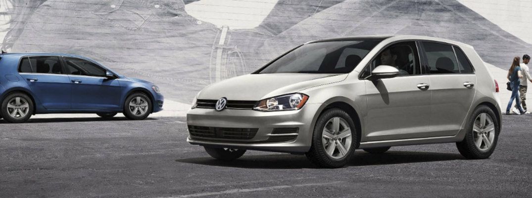 2017 Volkswagen Golf wins DNA Award