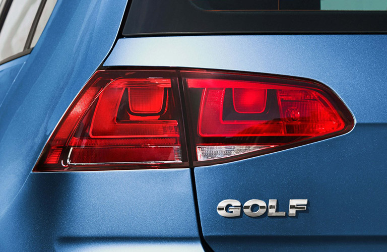 2017 Volkswagen Golf performance
