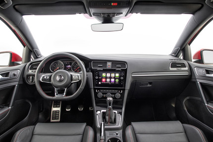 2018 Volkswagen Golf GTI styling and technology