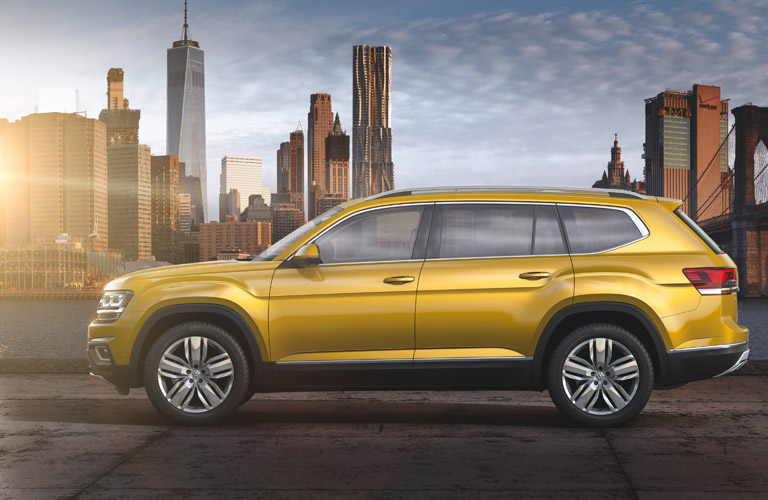 2018 Volkswagen Atlas pricing