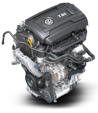 2017 Jetta 1.8 liter engine