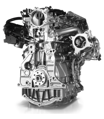 2017 Jetta 2.0 liter engine
