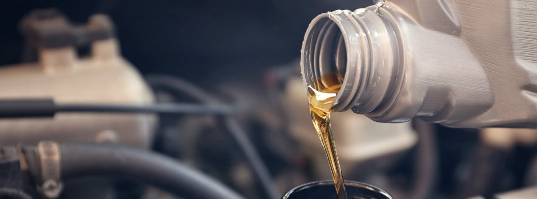 How to check the oil in a Volkswagen vehicle