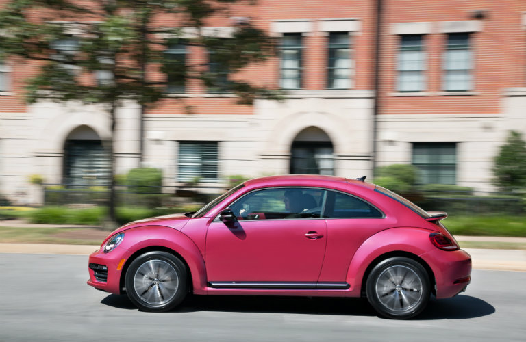 2017 Volkswagen beetle safety features
