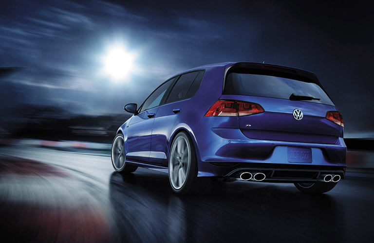 Volkswagen Golf Models Ranked By Top Speed