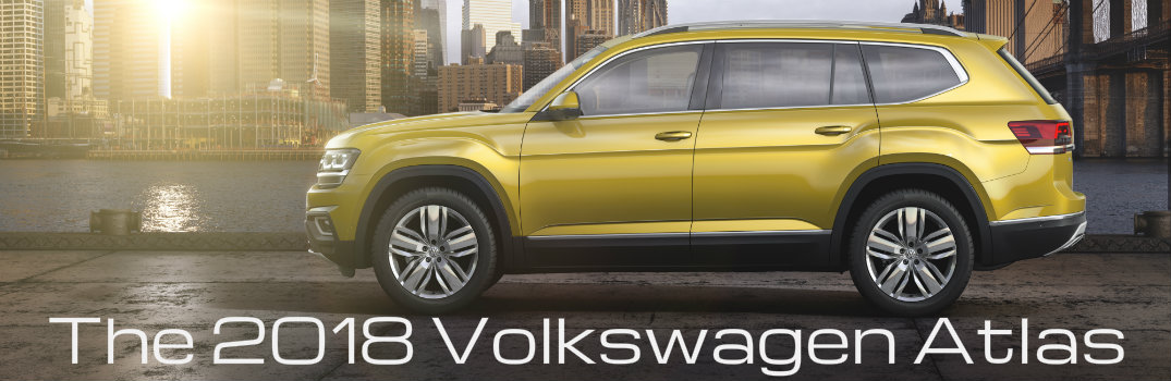 What is the Towing Capacity for the 2018 VW Atlas?