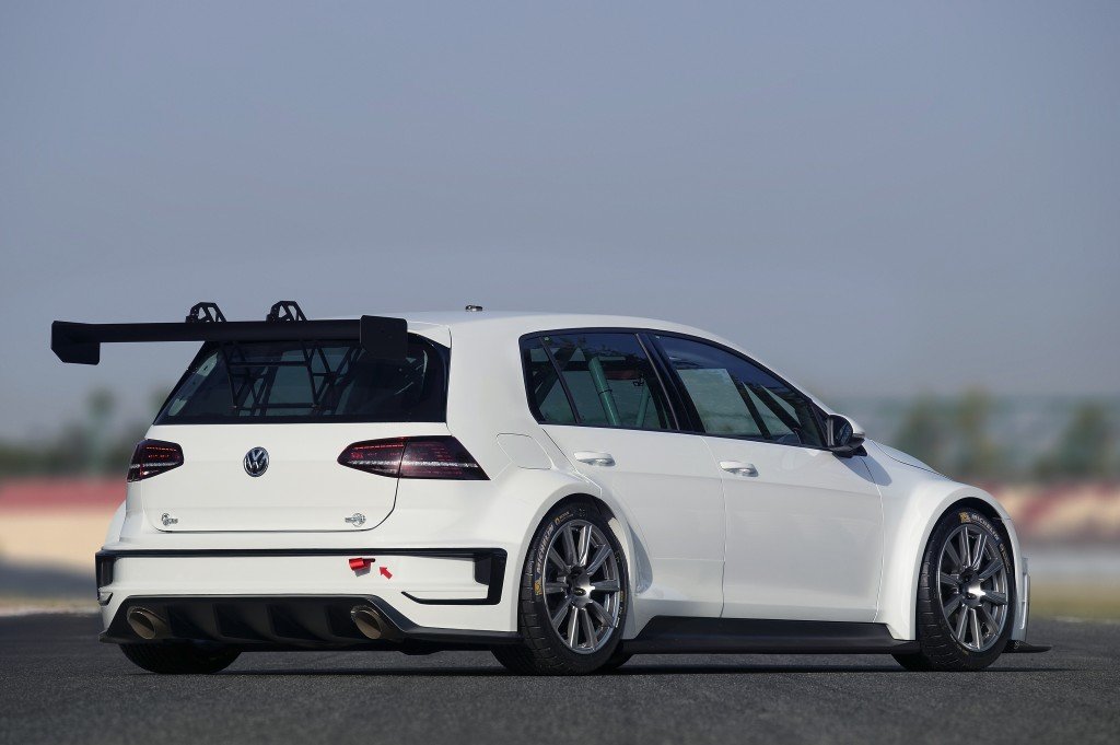 Volkswagen TCR Golf