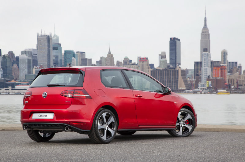 2016 Volkswagen Golf GTI News