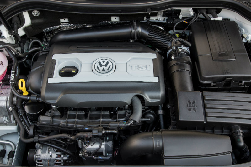 2016 Volkswagen CC Engines