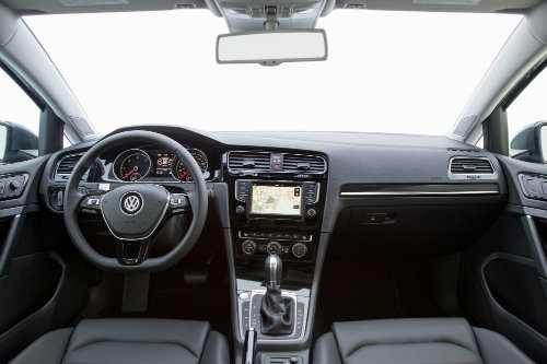 2016 VW Golf Interior