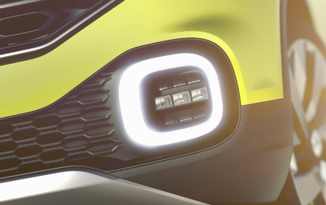 T-Cross Concept Foglights