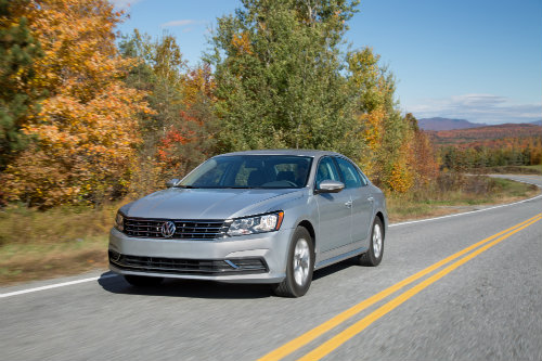 Facelift 2016 VW Passat