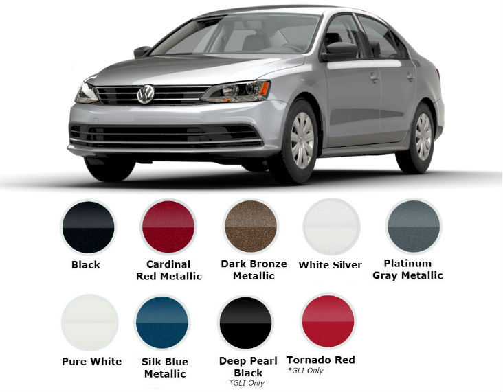 2017 Volkswagen Jetta S Vs Se Trim Options