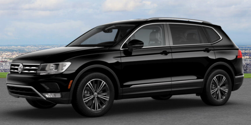 2018 volkswagen tiguan black. plain black does the 2018 vw tiguan come in black with volkswagen black 0