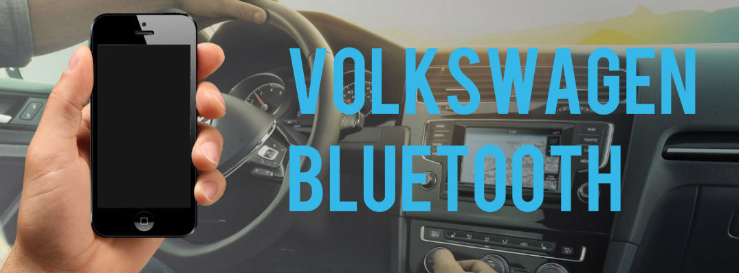 How to Sync a Phone With the VW Golf SportWagen Bluetooth