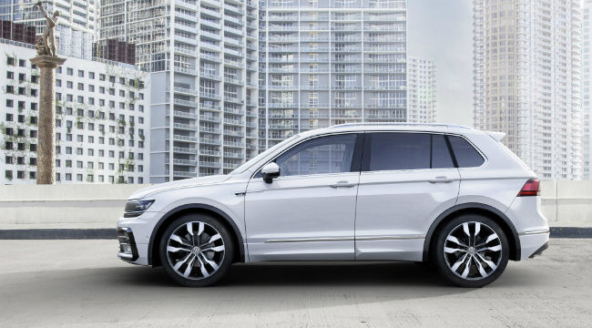 edmunds new car release dates2017 Volkswagen Tiguan Release Date and Redesign