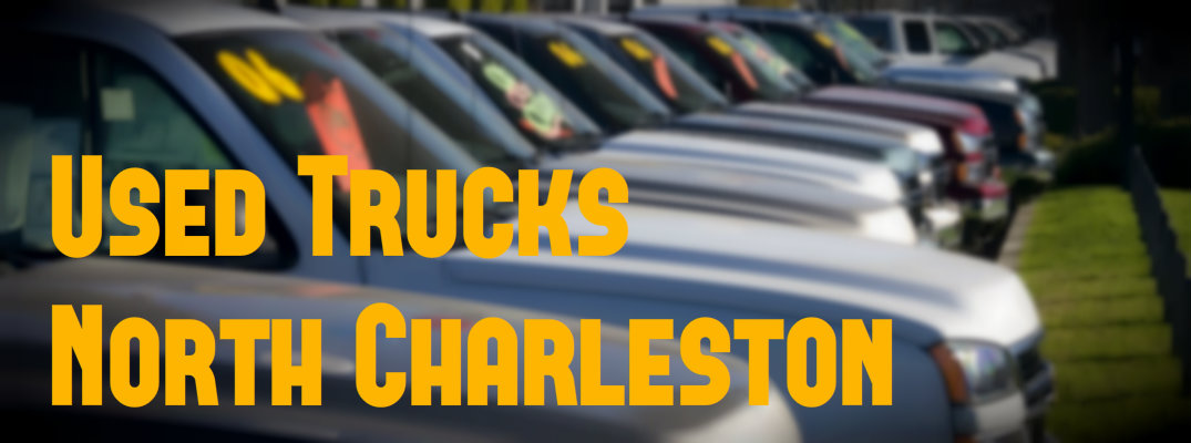 Used Trucks For Sale North Charleston SC