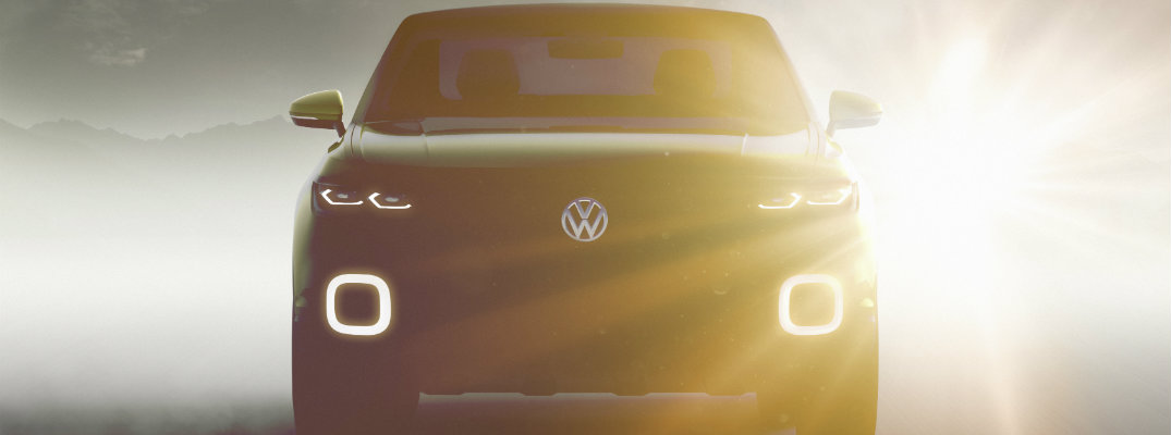 What We Know About the Volkswagen T-Cross Concept