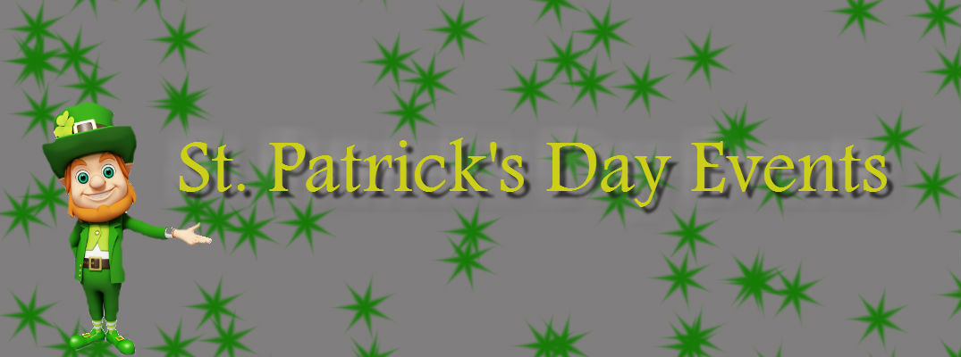 2016 St. Patrick's Day Events North Charleston SC