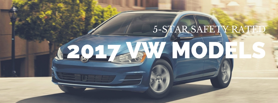 What Are the Safest 2017 Volkswagen Models?