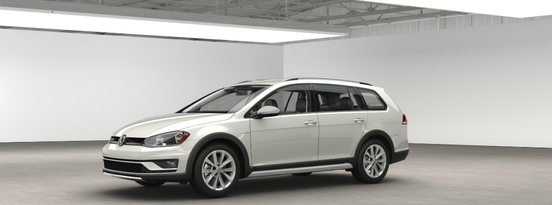 Differences Between 2017 VW Golf Alltrack S, SE & SEL Trims