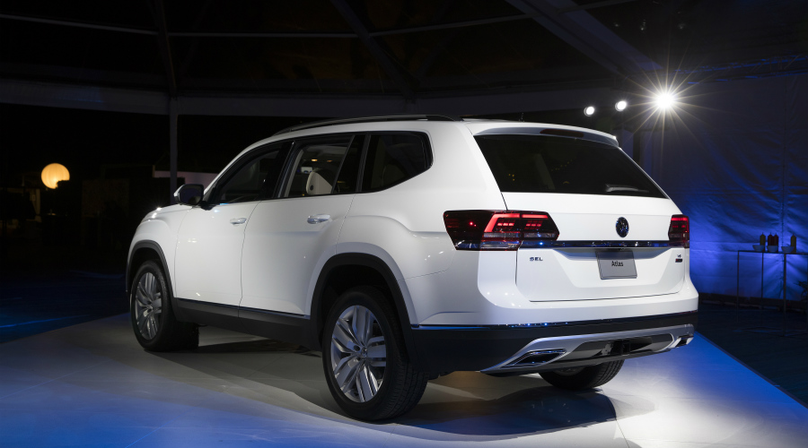 When Will the 2018 Volkswagen Atlas Be Available?