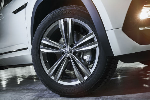 2018 vw atlas wheels tires r line