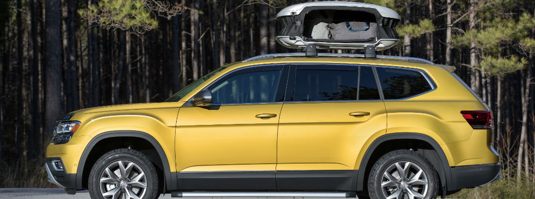 volkswagen atlas exterior color options
