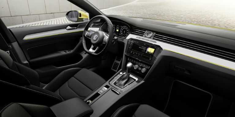 2018 volkswagen arteon. delighful 2018 2018 vw arteon interior throughout volkswagen