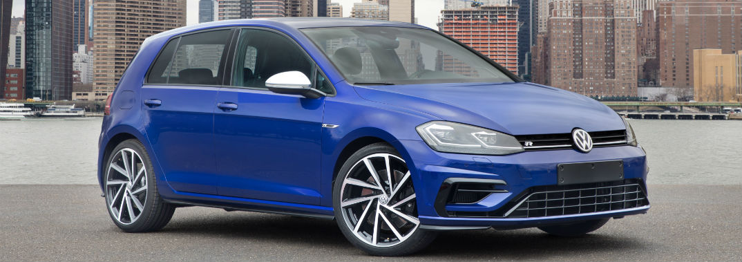 2018 Volkswagen Golf R Updates And New Features