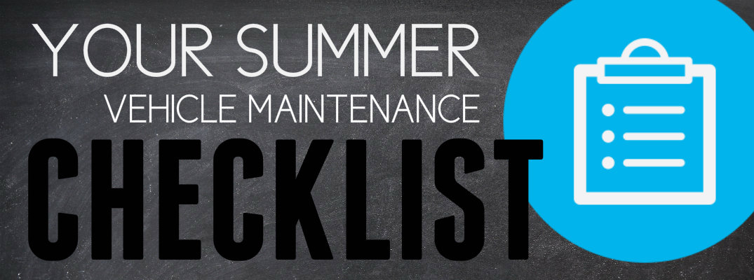 Summer Vehicle Maintenance Checklist Hudson Valley Ny