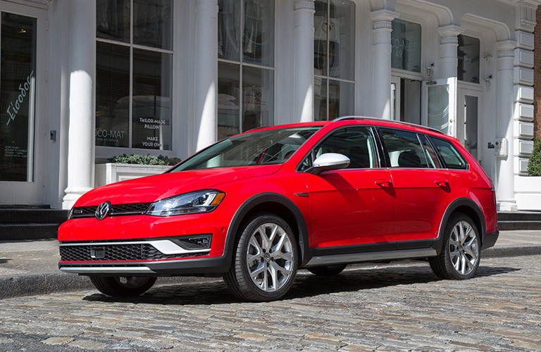 2017 Volkswagen Golf Alltrack Kingston NY