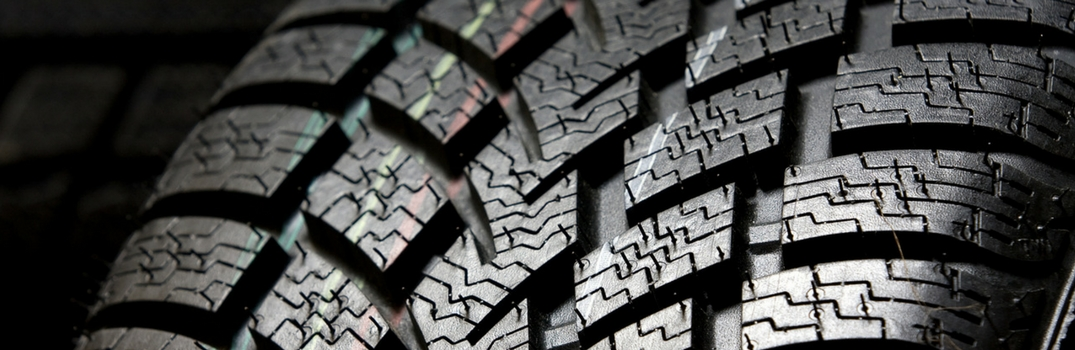 marked tire