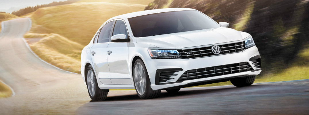 What Are the New Features of the 2017 Volkswagen Passat?