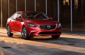 Mazda 4 new Mazda6 changes apparent