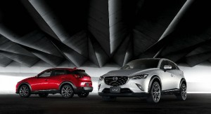 Mazda 4 boost fleet sales by 25