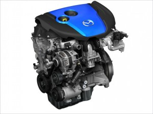 Mazda 3 efficiency boost