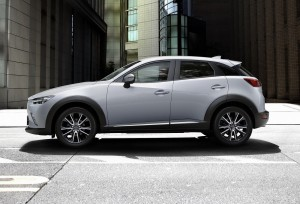 Mazda 4 best looking compact suv on market