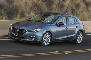 Mazda 3 one of the most distinctive models in the compact class