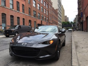 Mazda 4 quick spin and review of the miata roadster