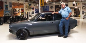 Mazda 4 jay leno mazda RX3 awesome car
