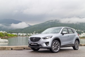 Mazda 3 CX-5 proves to be top contender in auto segment