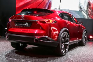 Mazda 4 Koeru could be next CX-5