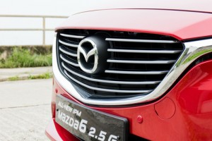 Mazda 4 mazda6 features new edgy exterior