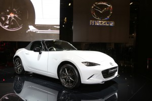 Mazda 3 MX-5 Miata launches in new world market