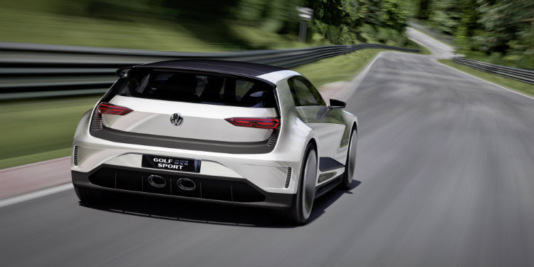 volkswagen golf gte sport concept engine specs and mpg